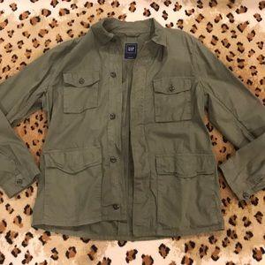 Field Jacket by GAP.